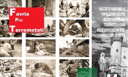 Favria e le sue associazioni impegnate per i terremotati