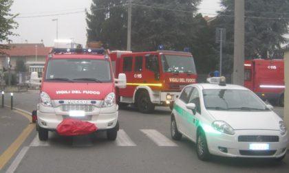Fuga di gas in via Battitore: intervento dei vigili del fuoco