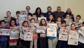 I giornalisti incontrano gli studenti di Castellamonte