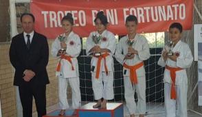 Il karate rivarolese in evidenza col Rem Bu Kan