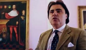 L'intervista al discendente di Re Arduino, marchese d'Ivrea