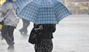 Ondata di maltempo, cinque giorni di pioggia incessante