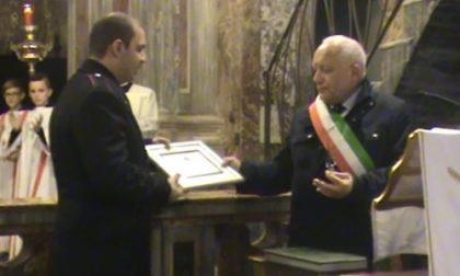 Premiati i carabinieri rimasti feriti nell'incendio a Scarmagno