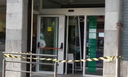 Tentativo di furto fallito al bancomat di Forno