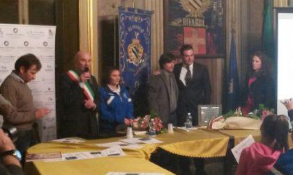 Applausi per gli sportivi canavesani premiati a Rivarolo