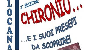 Chironio torna ad ospitare i presepi