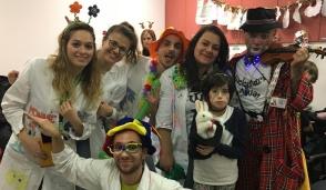 Ciriè: in Pediatria è già Natale