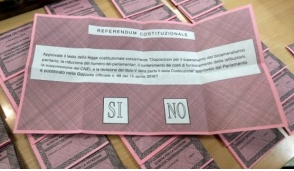 Denunciato: fotografa la scheda elettorale