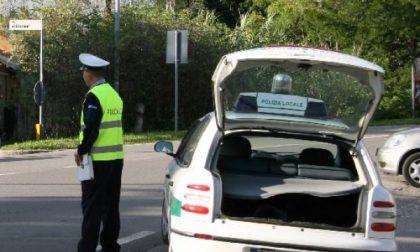Favria, sempre più auto trovate senza assicurazione
