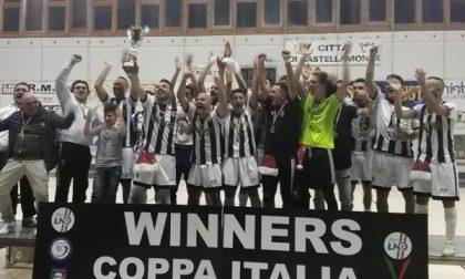 La grande stagione del Castellamonte Calcio a Cinque