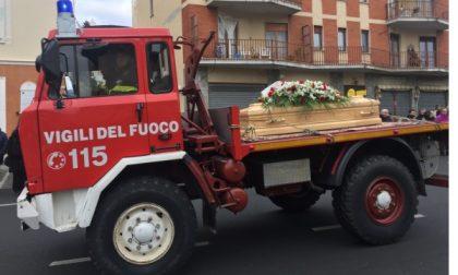 Valli di Lanzo in lutto per il suo pompiere: i funerali
