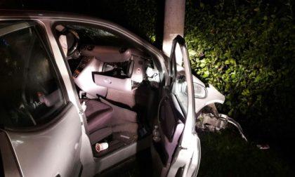 """Nottata """"agitata"""" a Castellamonte: doppio incidente"""