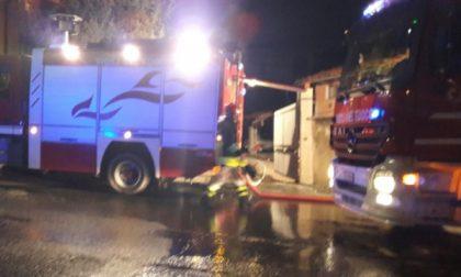 Per i Vigili del fuoco un mercoledì intenso