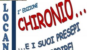 Sino al 15 gennaio a Chironio i presepi sono protagonisti