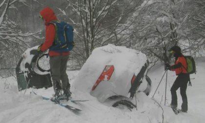 Anche dal Canavese aiuti alle zone colpite da neve e sisma