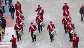Con l'uscita dei Pifferi e l'investitura del Generale al via l'edizione 2017 dello Storico Carnevale di Ivrea