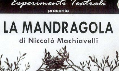 Domani a Castellamonte spettacolo teatrale