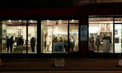 Ha chiuso la galleria d'arte del Canavese: artisti delusi dalla scarsa partecipazione degli eporediesi alle attività