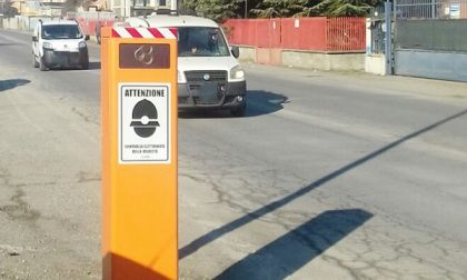 In strada Fornacino c'è un nuovo autovelox