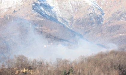Incendi ad Andrate, Pratiglione, Prascorsano e Vico