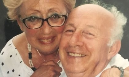L'addio a Marcella: un mese fa la morte del marito