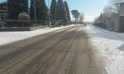 Neve in Canavese, ancora polemiche e disagi