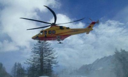 Nuova tragedia in montagna: scialpinista muore per un malore