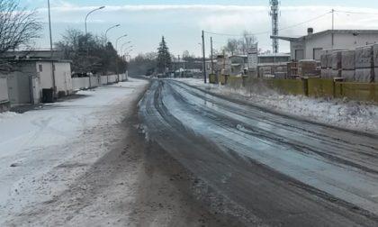 Torna il sole... ma la polemica sulle strade impraticabili rimane