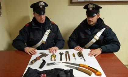 Trovati con strumenti da scasso, due giovani denunciati