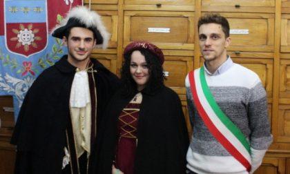 A Favria ecco i personaggi (i più giovani) del Carnevale