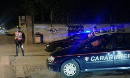 Carabinieri in azione contro droga ed abuso di alcol