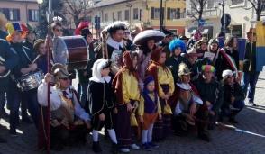 Chiusura in bellezza per il Carnevale bosconerese
