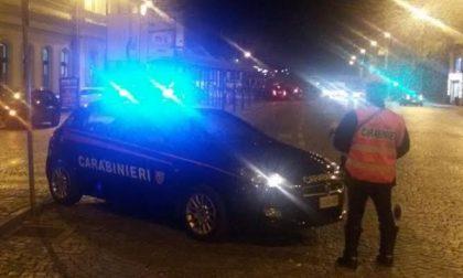 Controlli dei carabinieri, fermato un 50enne con un tasso alcolemico sei volte superiore al limite