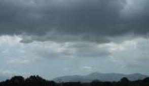 Da questa notte maltempo: piogge intense martedì