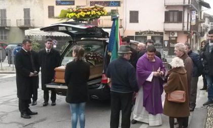 Feletto ha detto addio a Giovanni Milano