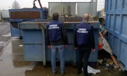 Isole ecologiche: controlli dei carabinieri del Noe