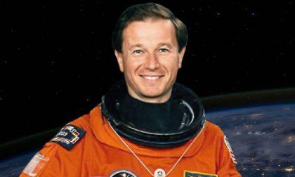 L'astronauta Maurizio Cheli ospite a Salassa