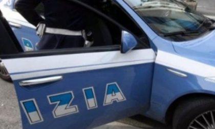 La Polizia insegue e ferma un ubriaco sulla Ivrea-Santhià