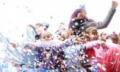 Pioggia di coriandoli: i carnevali