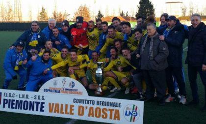 Calcio: Borgaro e Locana oggi giocano in Coppa