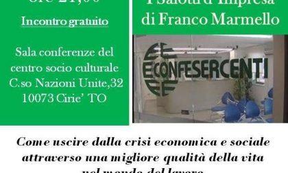 Come uscire dalla crisi economica… ve lo insegna Franco Marmello