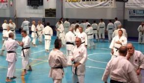 Domenica 12 Rivarolo ospita i Regionali di karate Ski-I