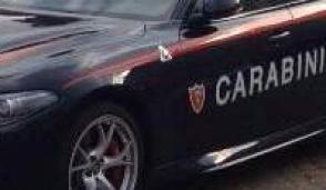 I carabinieri salvano una donna dal gesto estremo