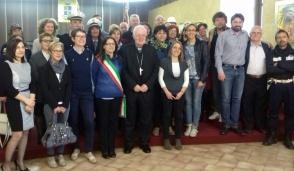 Il Vescovo di Torino in visita pastorale a Leini