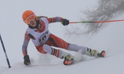 Il maltempo fa saltare la Coppa Canavese di sci
