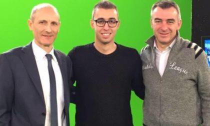 L'«Oscar Nolese» va al meteorologo  Andrea Vuolo