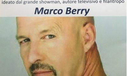 Marco Berry a Ciriè per… realizzare un sogno