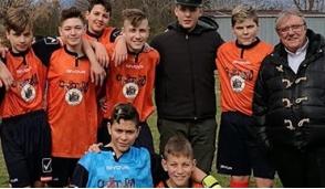 Oltre 150 ragazzi a Castellamonte per la Junior Tim Cup
