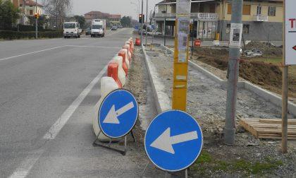 Per attendere il bus non bisognerà più stare in mezzo alla strada