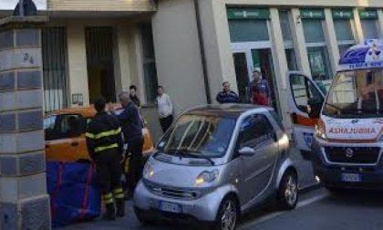 Tragedia a Borgofranco, cade dal quinto piano